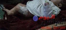كارثة صحية جديدة بالفيوم .. حلا ضحية أمصال وزارة الصحة الفاسدة