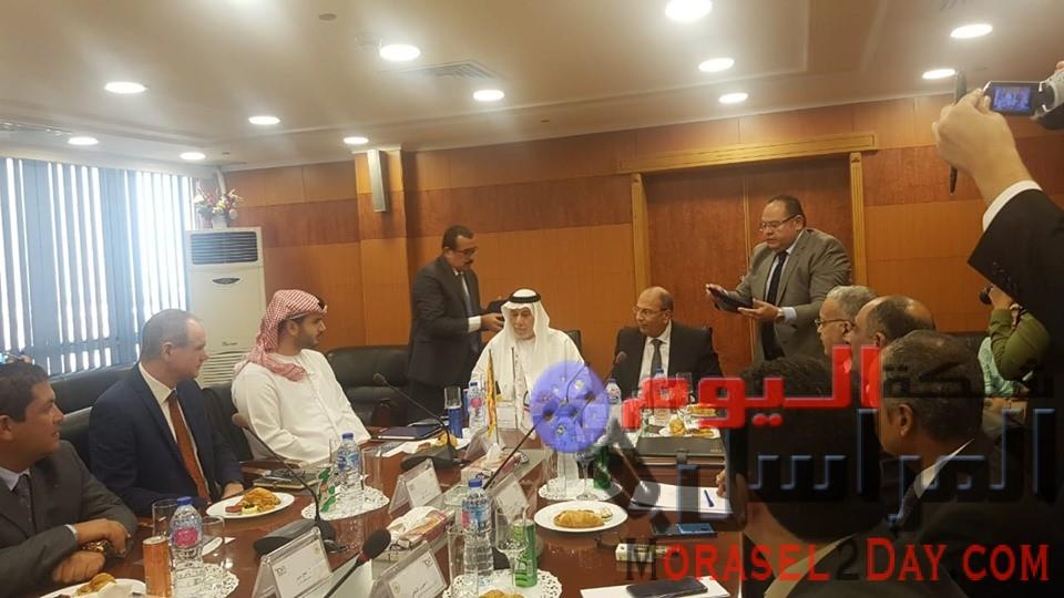 هيئة التنمية الصناعية توقع مذكرة تفاهم مع المؤسسة الاماراتية NCE لتقديم خدماتها اللوجستية والادارية والبيئية للمجمعات والمناطق الصناعية