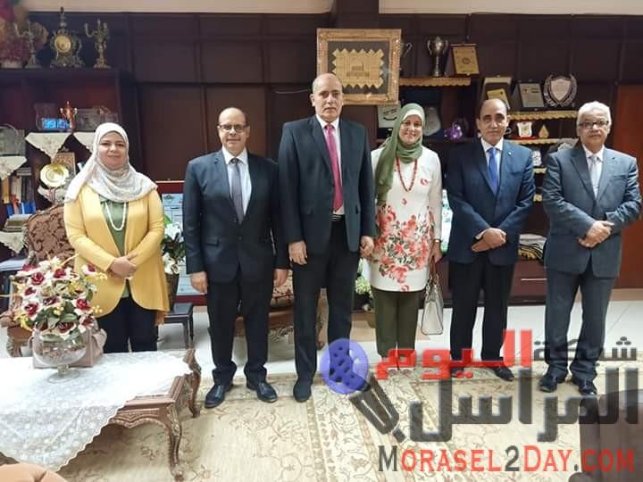 """""""الشباب وكتائب السوشيال ميديا"""" علي مائدة حوار إعلام طنطا"""