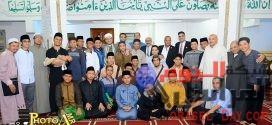 بالصور..الطريقة البيومية والطرق الصوفية تستقبل طلاب العلم من ماليزيا واندونيسيا تحت رعاية الأزهر الشريف