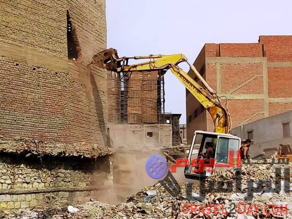 إزالة منطقة عزبة المدابغ بمجري العيون وتسكين الأسر المستحقة بمدينة بدر