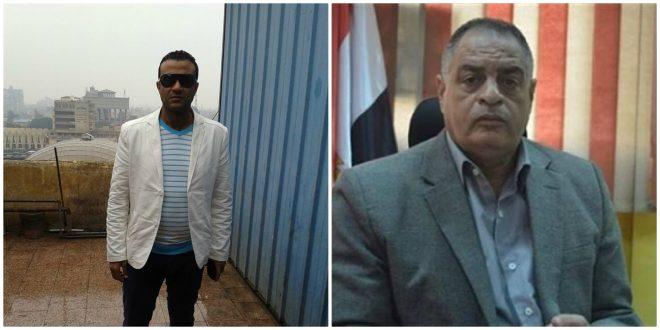 """""""القــصــرى"""" مديراً لإشغالات المنيره الغربية بحى شمال الجيزة"""