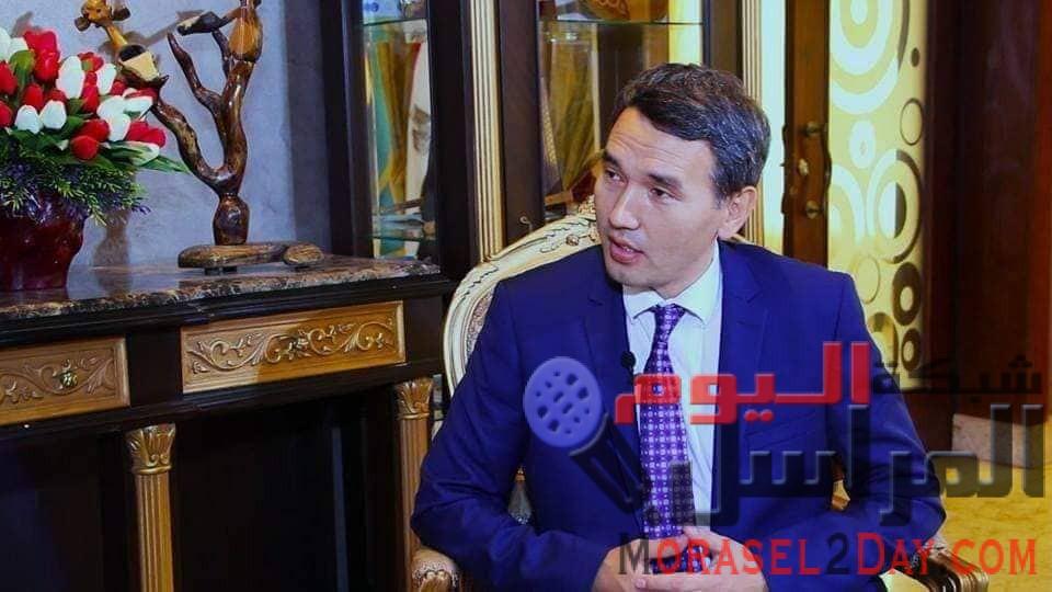 """رئيس """"المصريين"""" ينعي المستشار الثقافي لسفارة كازاخستان """"ايلمان جولداسوف"""""""