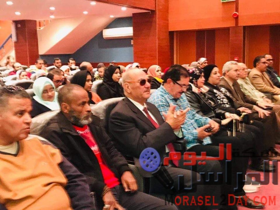 """ندوة تثقيفية """"الإذاعة ودورها الإيجابى فى المجتمع"""" بمركز النيل للإعلام بالسويس"""