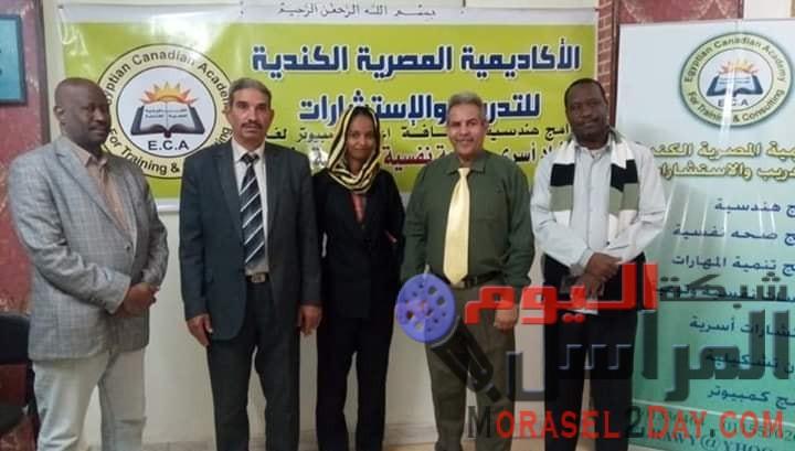 تعاون مشترك بين الأكاديمية المصرية الكندية والاتحاد السوداني للغوص