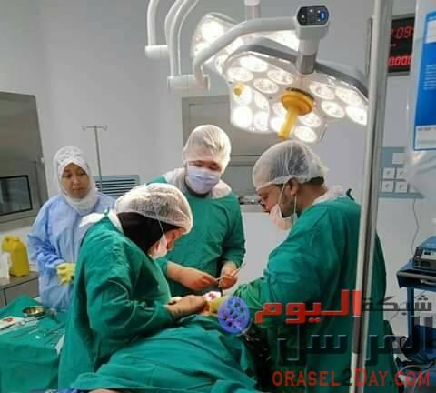 مستشفى إسنا التخصصي بالاقصر تنقذ حياة سيدة إثر إصابتها بحالة تسمم حمل