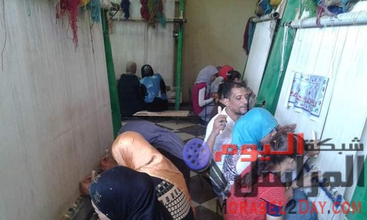 محافظ أسيوط: تمويل أول وحدة بالصعيد لصناعة السجاد اليدوي بأبوتيج