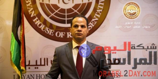 نائب رئيس البرلمان الليبي يؤكد عمق العلاقات مع تونس ويطالب أردوغان بقراءة التاريخ