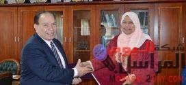معاهد طيبة العليا توقع إتفاقية تعاون لجذب طلاب وافدين من المنطقة العربية