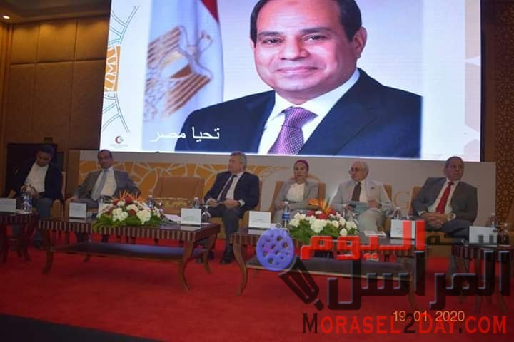 سياحه النواب تلتقى مستثمرى مرسى علم البحر الأحمر
