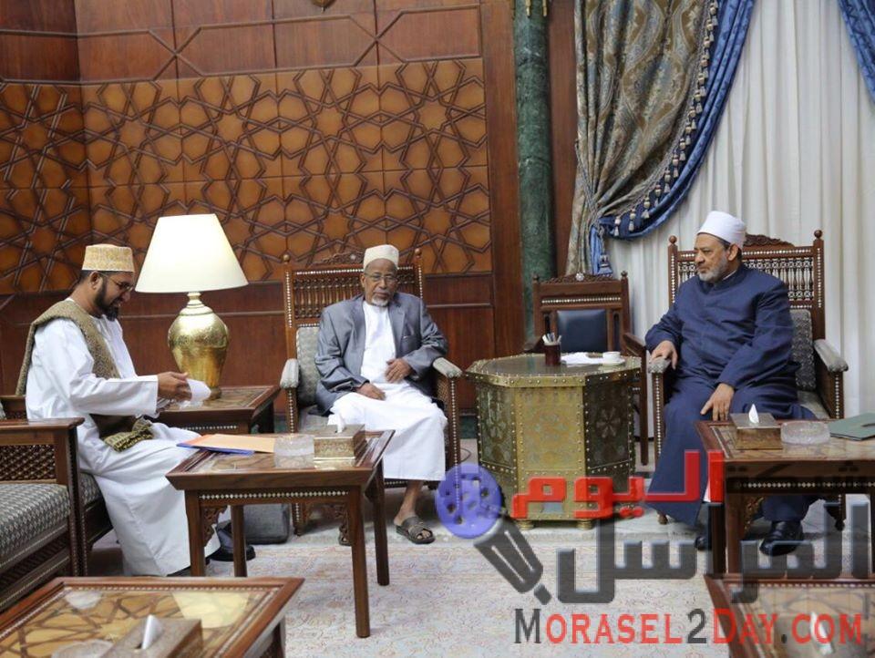 الشيخ أحمد الطيب : مؤتمر الأزهر حلقة من الحلقات المتعددة لتجديد الفكر الديني