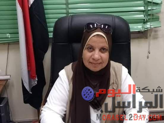 وكيل وزارة الصحة بالفيوم تتفقد مستشفى طامية ليلا