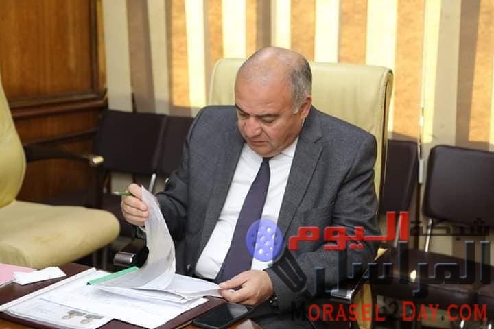 محافظ قنا يترأس لجنة اختيار المتقدمين لشغل الوظائف القيادية بالمحافظة