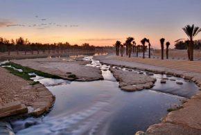 الكشف عن نهر عظيم فى شرق العوينات يكفي الشرب لـ 150 عامًا