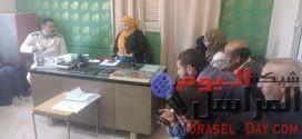 نشوى رحيم تعلن الاستعداد لحملة شلل الاطفال بطامية