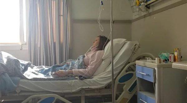 نقل الفنانة بشرى إلى المستشفى بسبب أزمة صحية
