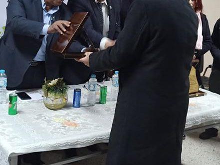 مركز شباب قحافه يحتفل بأعياد الشرطه بالفيوم