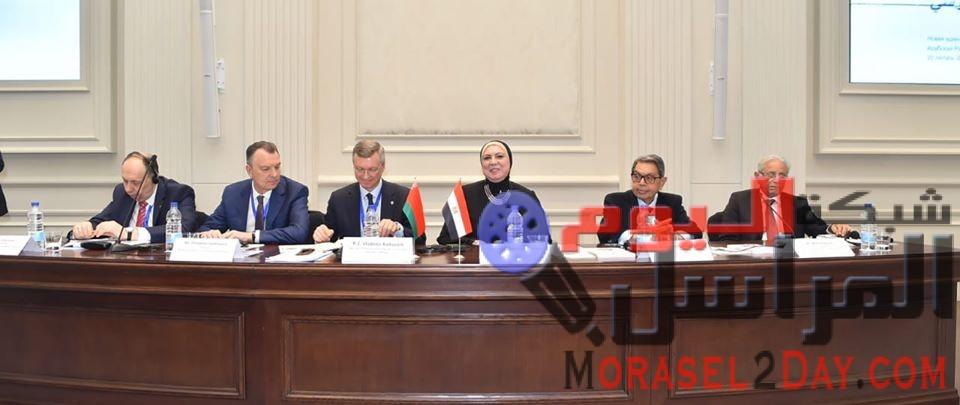كيلانى فرص واعدة للتعاون بين البلدين فى شتى المجالات لتعزيز الشراكة الاقتصادية