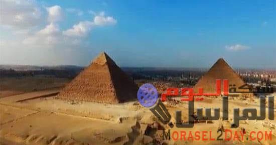 بردية تكشف سر من اسرار الاهرامات