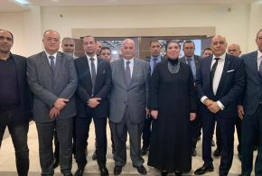 بـالـصــور…وزيرة التجارة والصناعة تفتتح معرض القاهرة الدولى  للجلود