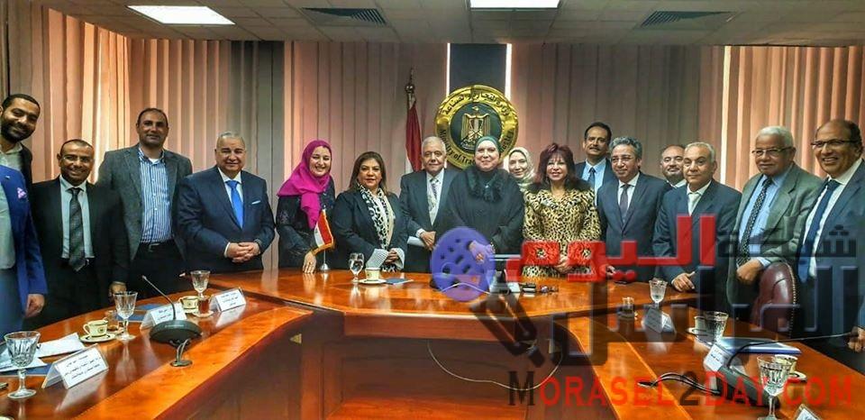 امع : فرص كبيرة لزيادة معدلات تصدير المنتجات الصناعية المصرية لأسواق الدول الأوروبية المتضررة من انتشار فيروس كورونا
