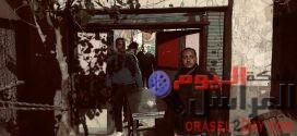 بالــــصـــور…حي الوراق يداهم مقهى تغلق أبوابها على الرواد ويتناولون الشيشه
