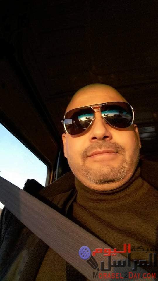 بالفيديو صابر حسين مصرى مقيم باريس يطالب السلطات المصرية بمنع دخول صفاء الهاشم لهذا السبب