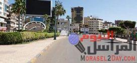 فى ثاني أيام عيد الفطر المبارك… كورنيش النيل بمدينة دمياط خالى من المواطنين