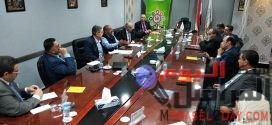 لجنة إعداد ومراجعة اشتراطات المشروع القومى لإنشاء المخازن الاستراتيجية تكثف اجتماعاتها