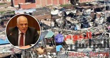 """تلال القمامة بالبراجيل تهدد الحياة.. سكان المنطقة فى مرمى كرونا بسبب """"الزبالة"""" والخنازير"""