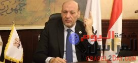 """حزب """"المصريين"""" عن تلبية السيسي لرغبة سيدتين: يستحق لقب جابر الخواطر"""
