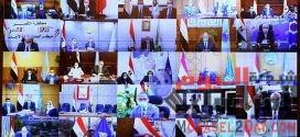 خلال اجتماع مجلس المحافظين المُنعقد اليوم برئاسة رئيس الوزراء :
