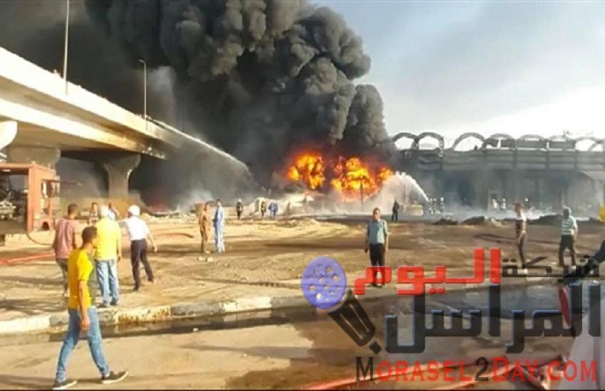 وزيرة الصحة: توافر ٤٠٠ كيس دم و ١٧٢٠ كيس بلازما الدم بمستشفى السلام العام والمستشفيات المحيطة بموقع حادث طريق القاهرة الاسماعيلية