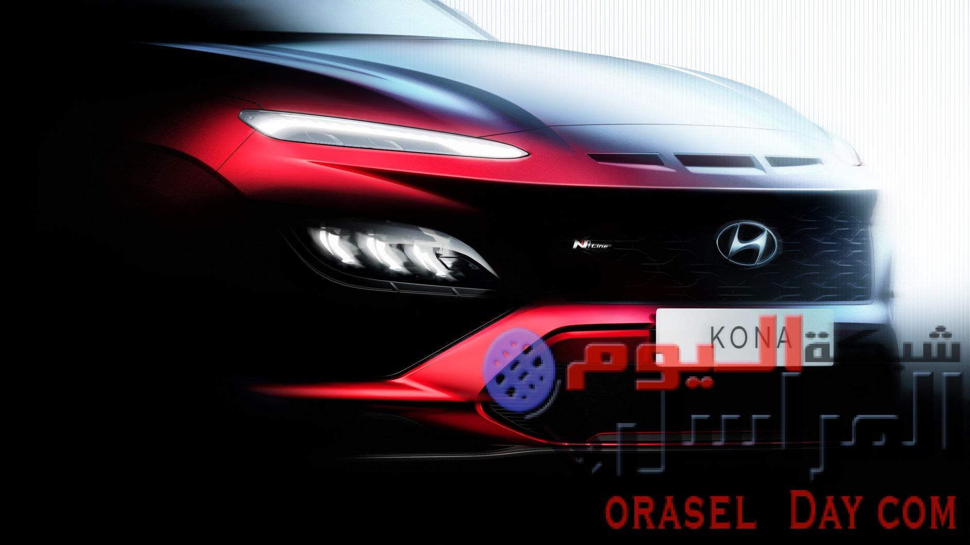 هيونداي تطلق تحديث جديد من مركبات كونا – وكونا N لاين