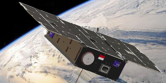 أوّل قمرٍ صناعي من صنع إمارة موناكو يجوب المدار