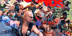 الحلم يتحول إلى حقيقة للمعلقين العرب المشاركين في لعبة WWE الجديدة