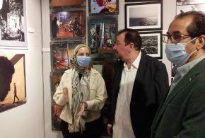 """رئيس أتيليه العرب: نستعين برموز """"الفنون التشكيلية""""  ولا ننافسه.. وطموحاتنا كبيرة للغاية"""