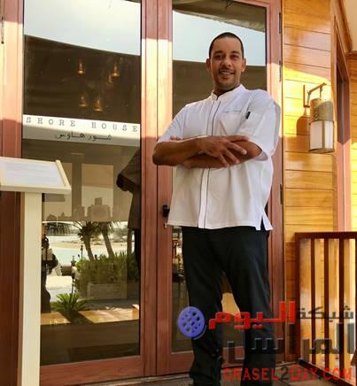الريتز-كارلتون رأس الخيمة، شاطئ الحمراء يعين جيريمي ديجراس رئيسًا تنفيذيًا جديدًا لفريق الطهاة