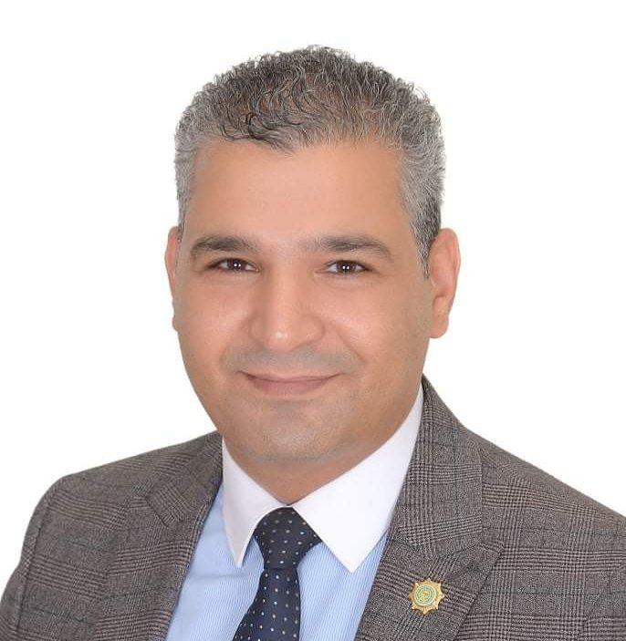 عياد رزق يتقدم  بأوراق ترشحه لانتخابات البرلمان عن دائرة المرج مستقل