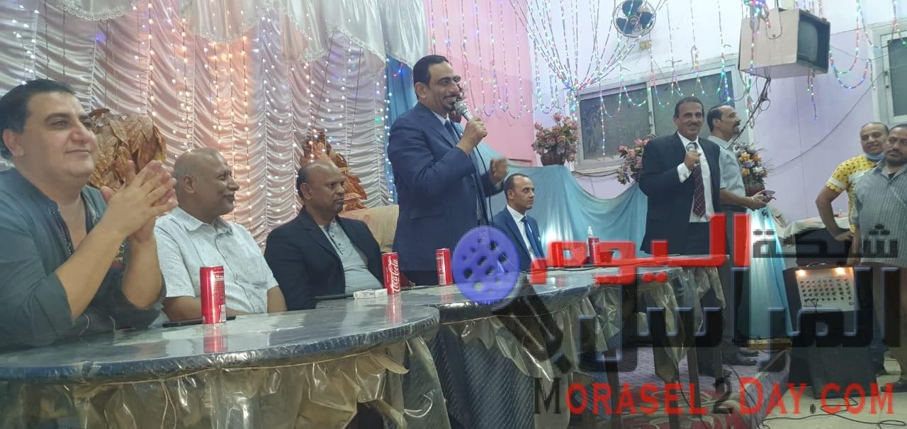 """أمانة العمال بحزب مستقبل وطن """"إمبابــة"""" تنظم مؤتمر حاشد لدعم النائب طارق سعيد حسانين"""