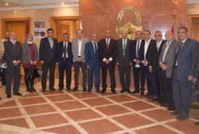 غرفة القاهرة تستضيف رئيس مصلحة الجمارك لمناقشة مقترحات التجار حول القانون الجديد