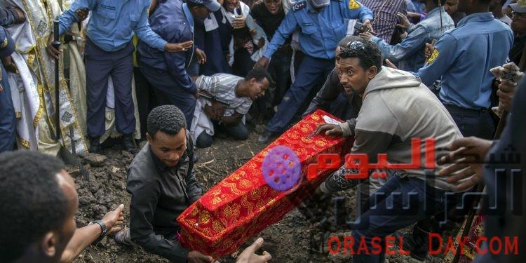 يحدث غرب ثيوبيا مقتل 34 شخصا في هجوم ضد حافلة ركاب