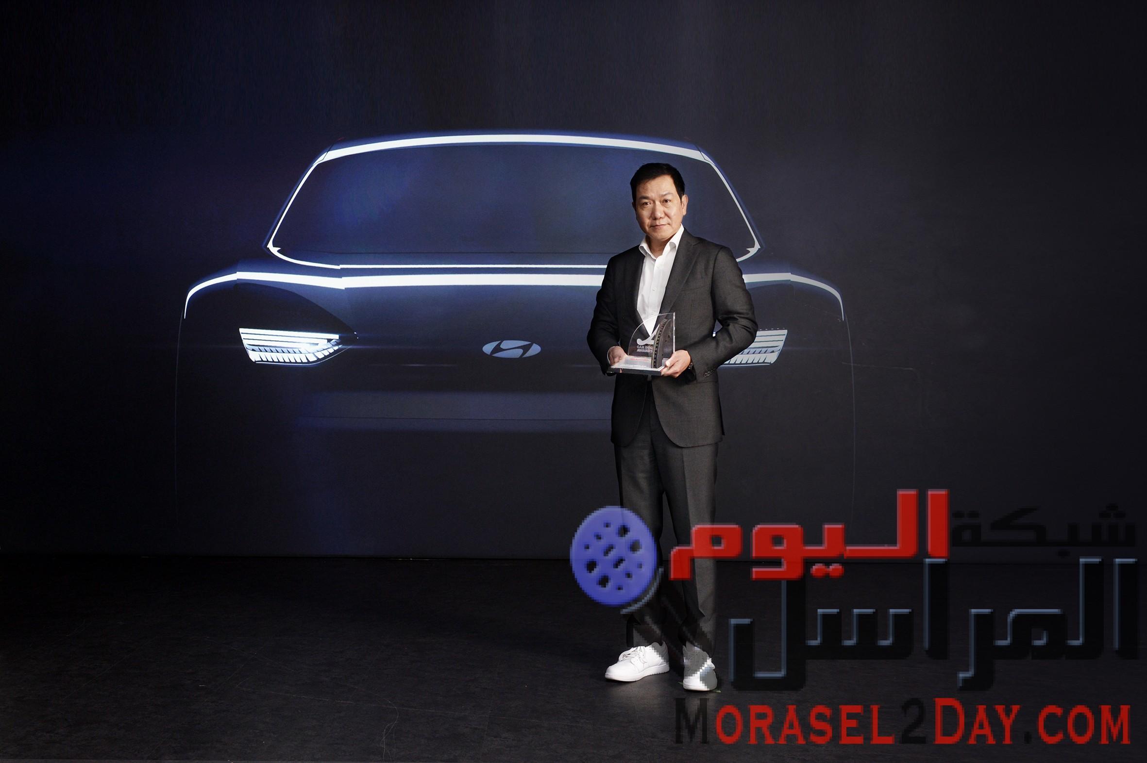 هيونداي موتورز تفوز بجائزة أفضل تصميم للسيارات لعام 2020