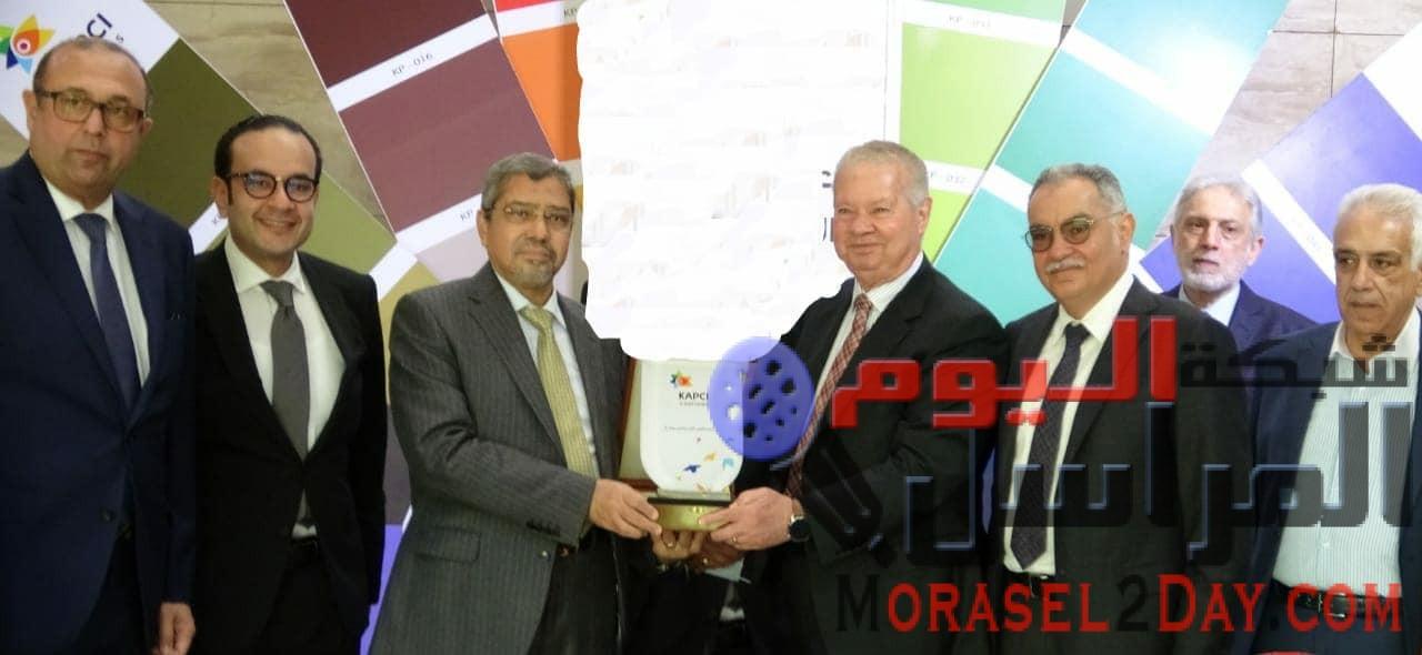 بورسعيد تكرم م.ابراهيم العربي  علي مجهوداتة  الوطنية اقتصادينا واجتماعيا.