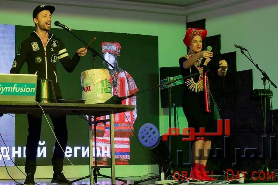 مهرجان ثقافى بالغردقة  روسيا تفتتح طريق العودة للسعادة