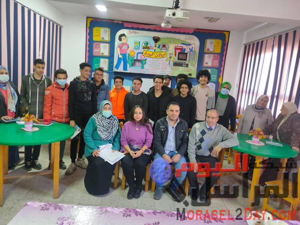 """ندوة حول """" أهمية تشجيع السياحة الداخلية للشباب """" بغرب الاسكندرية"""