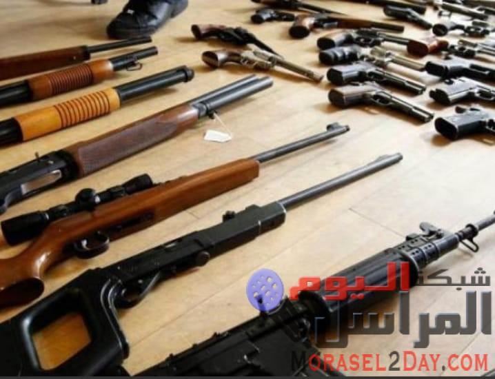 توريد الأسلحة لأقسام الشرطة وسيله لتقرب ومنع الحملات الأمنية بأسيوط