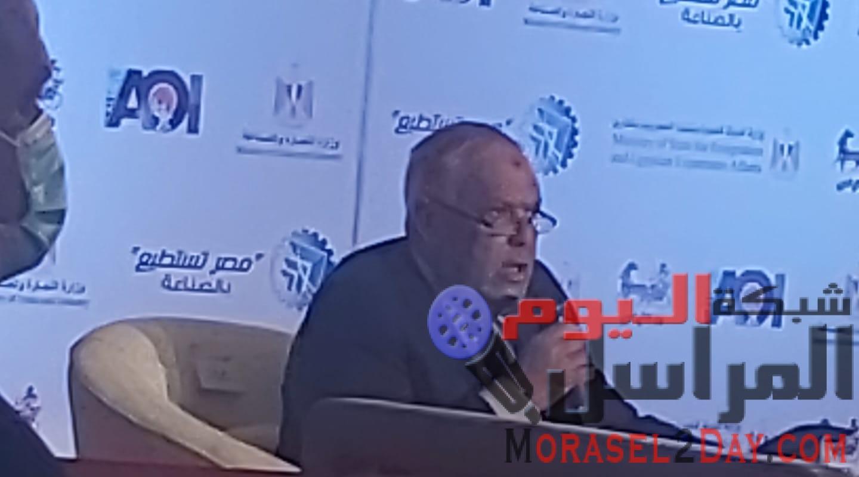 مرسي:  تتطلع لزيادة نسبة المكون المحلى ٦٠% خلال الفترة المقبلة