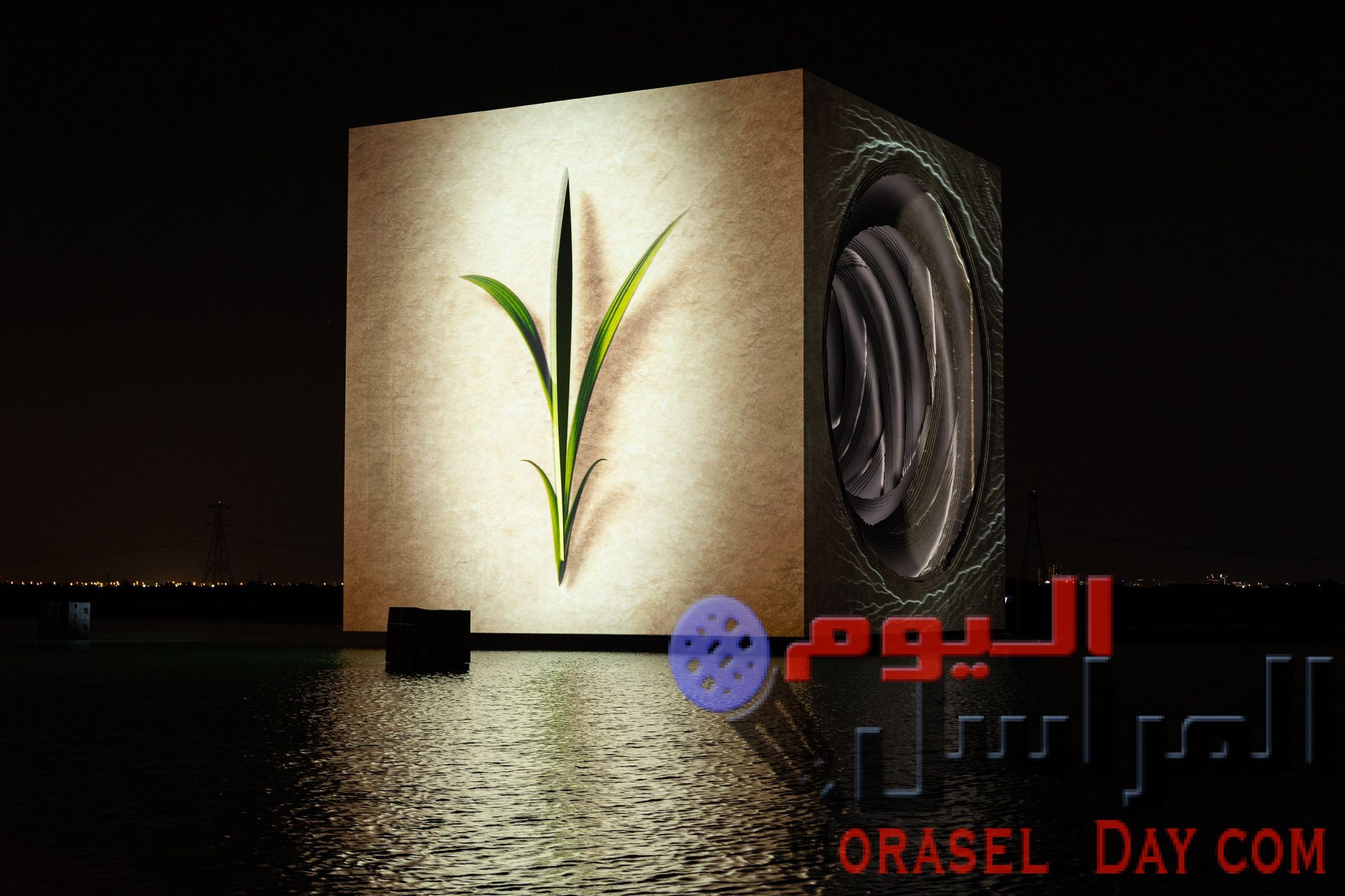 """الجمهور على موعد مع تحفة فنية متحركة مستوحاة من الاحتفال الرسمي باليوم الوطني 49 لدولة الإمارات بعنوان """"المنبت"""""""