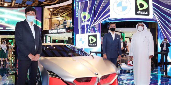"""الشرق الأوسط و """"اتصالات"""" لتفعيل خدمات القيادة المتصلة  BMW تعاون بين مجموعة ConnectedDrive في الإمارات"""